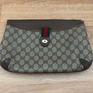Authentic Gucci clutch